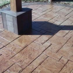 Photo Of Concrete Patio Denver   Denver, CO, United States ...