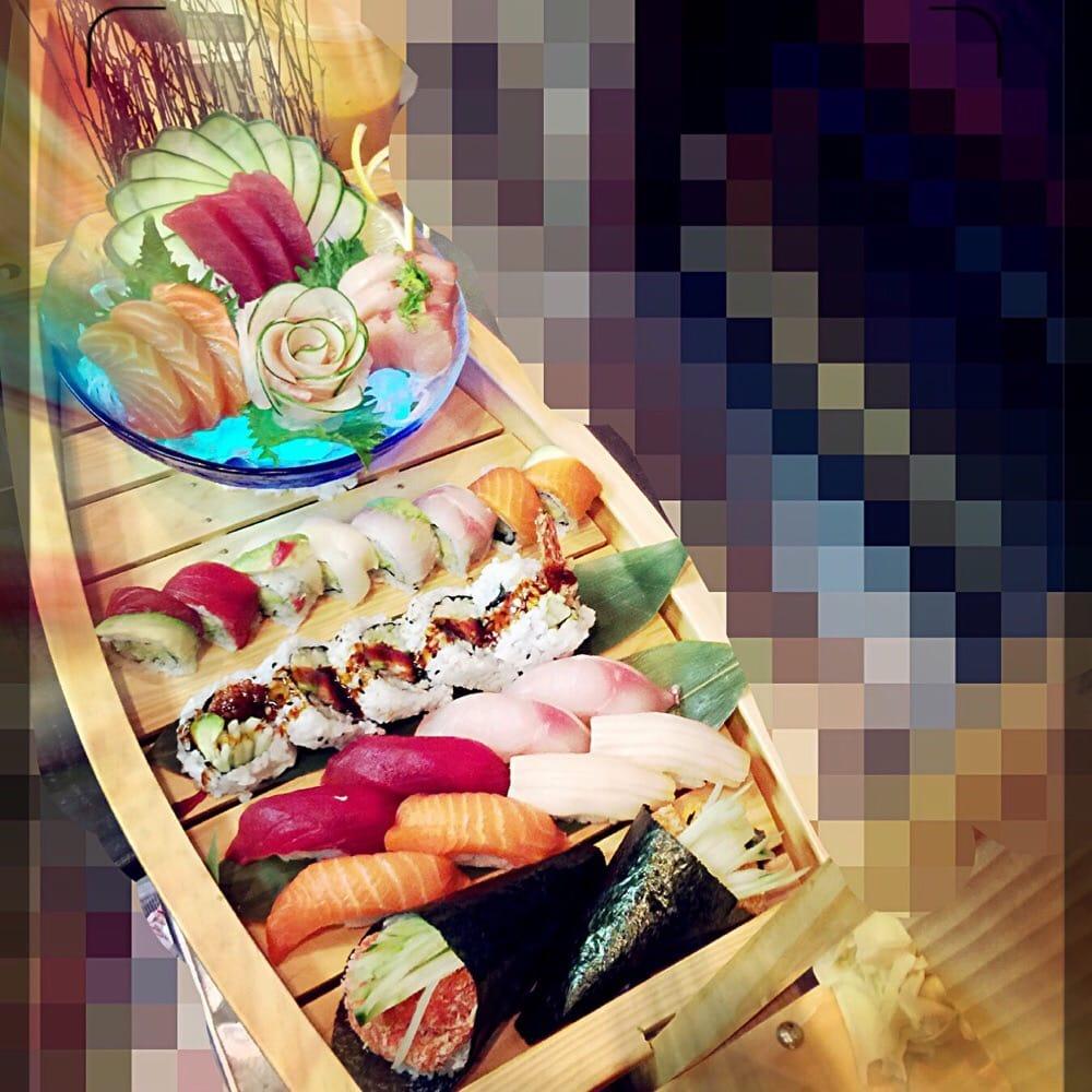 Sweet mango sushi bar and asian restaurant 29 photos for Asian fusion cuisine and sushi bar
