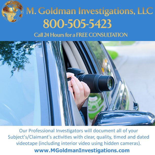 M Goldman Investigations: 110 Chase Rd, Chesterbrook, PA