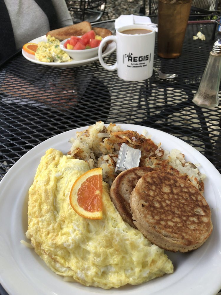 Cafe Regis: 501 S Word Ave, Red Lodge, MT