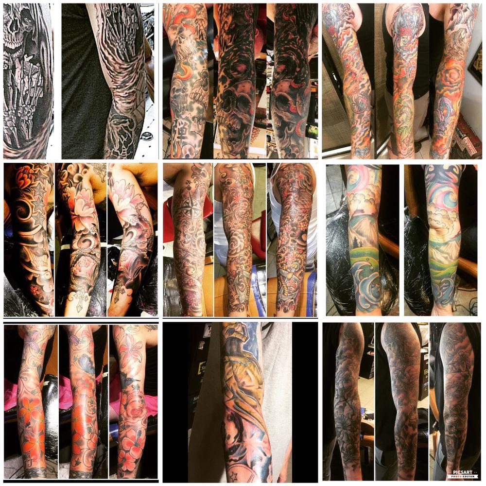 Pair a Dice Tattoo: 264 Main St, Tilton, NH