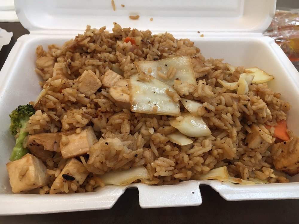 Rice Hibachi: 7900 Shelbyville Rd, Louisville, KY