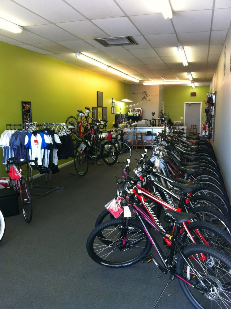 Griffins Bicycle Shop: 3421-2 Cypress Mill Rd, Brunswick, GA