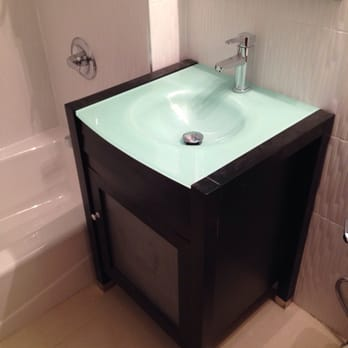 Photo Of New Bathroom Style Brooklyn Ny United States Sink Vanity I