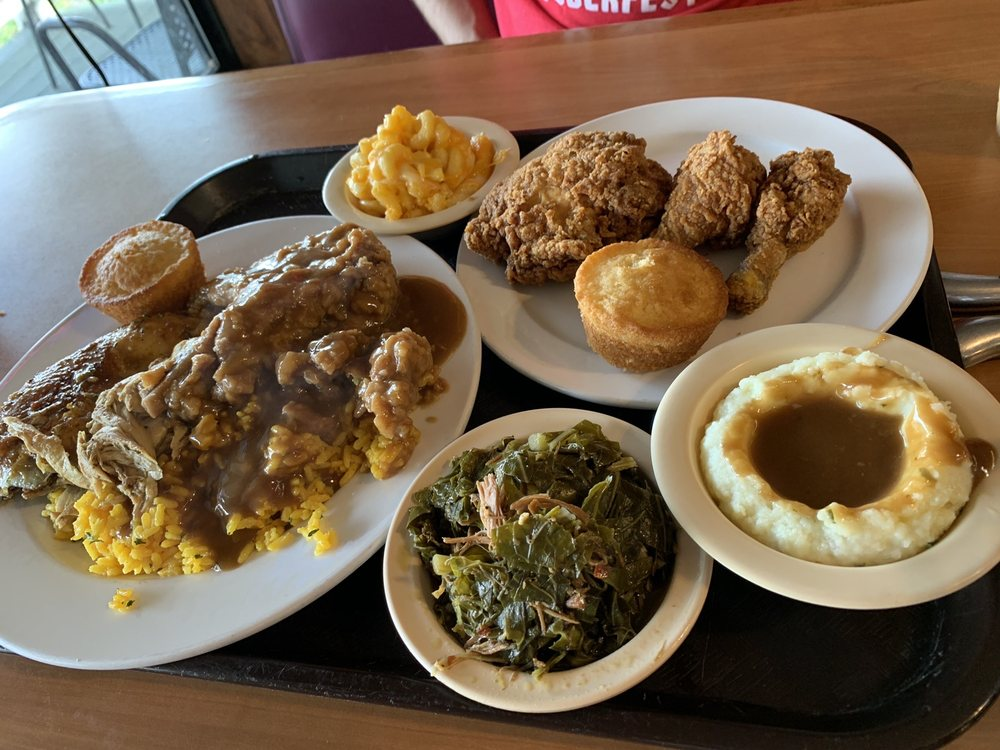 Angel's Soul Food & BBQ
