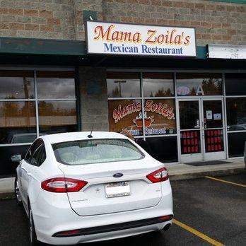Mama Zoila S Mexican Restaurant