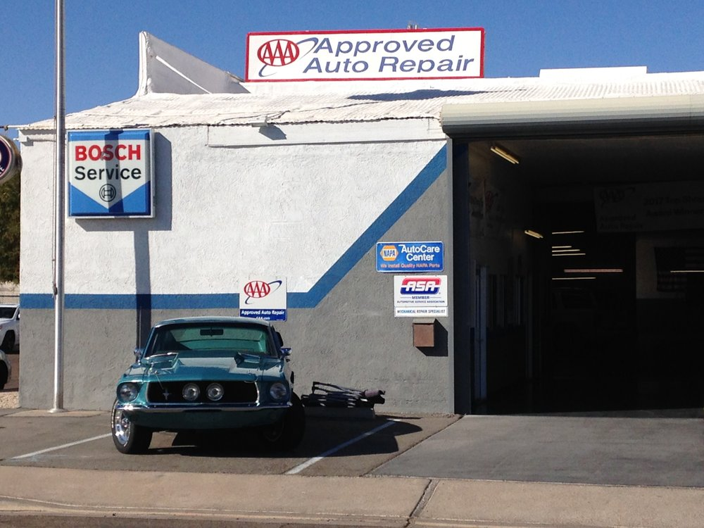 Towing business in Somerton, AZ