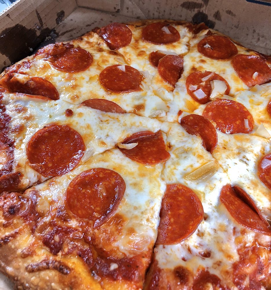 Mamma Mia's Pizza: 241 S 3rd St, Burr Oak, MI