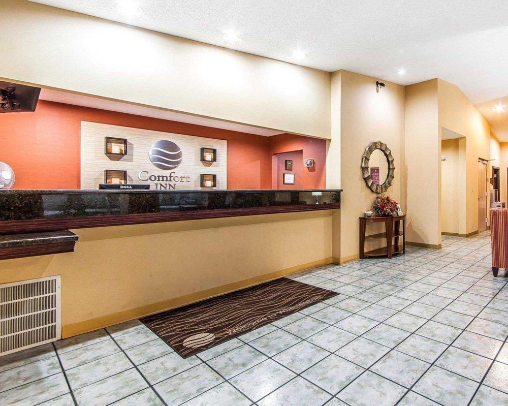 Comfort Inn: 8226 Ohio River Rd, Wheelersburg, OH