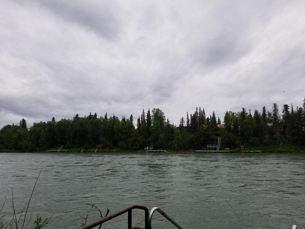 Soldotna Creek Park: 44149 Sterling Hwy, Soldotna, AK