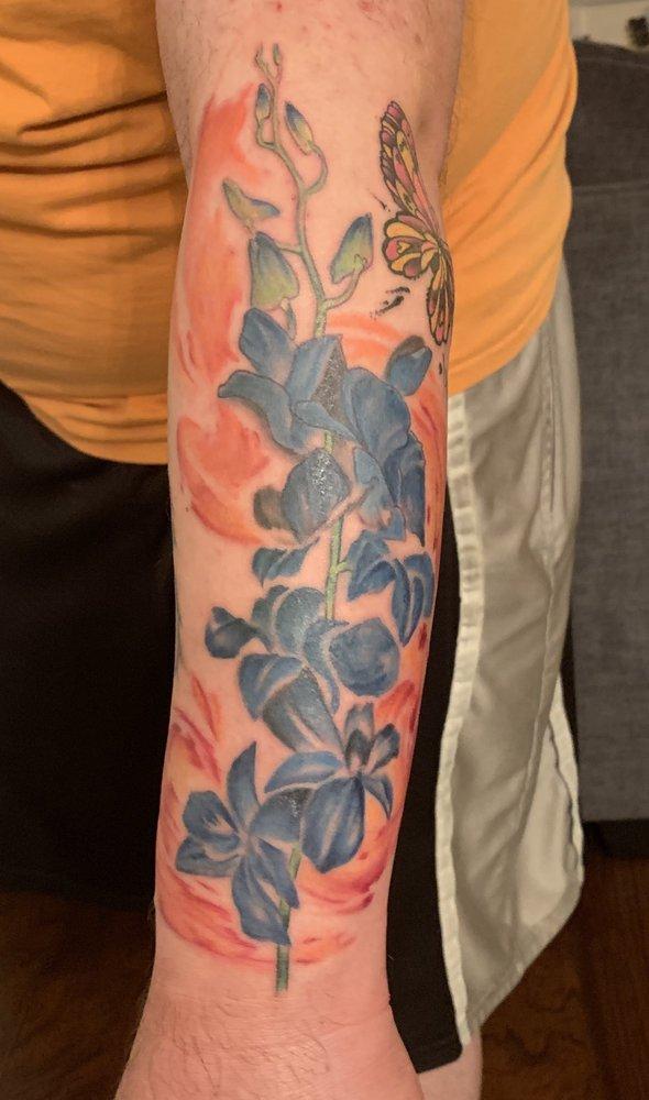 All American Tattoo: 2803 Fort Campbell Blvd, Clarksville, TN