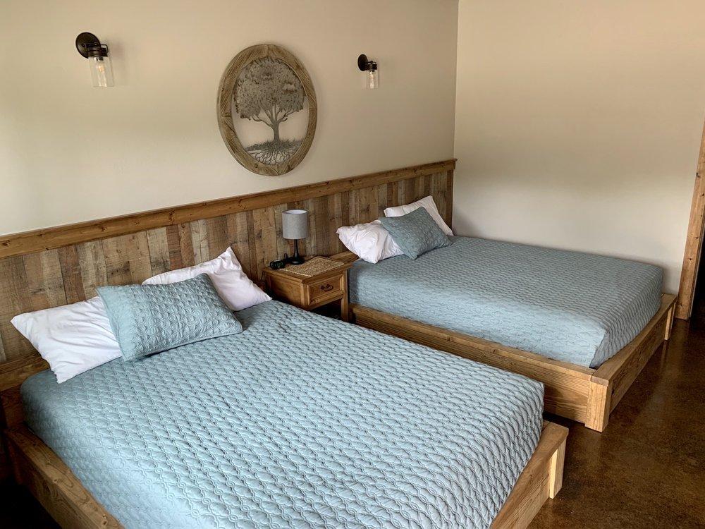 The Woods Motel & More: 11061 Hwy 70, Kingston, OK