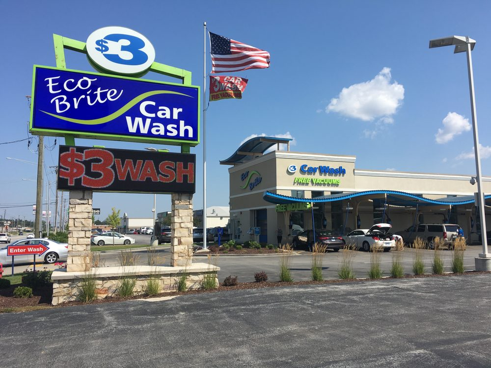 Eco Brite Car Wash: 12135 S Cicero Ave, Alsip, IL