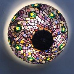 Photo of Phoenix Antique Lighting - San Jose CA United States. Tiffany l&shade & Phoenix Antique Lighting - 66 Photos u0026 27 Reviews - Lighting ...