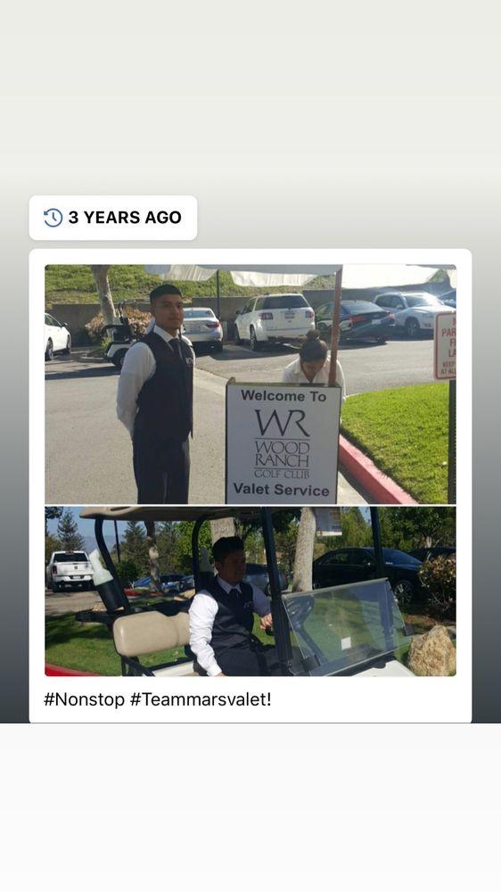 MARS Valet Parking: Westlake Village, CA