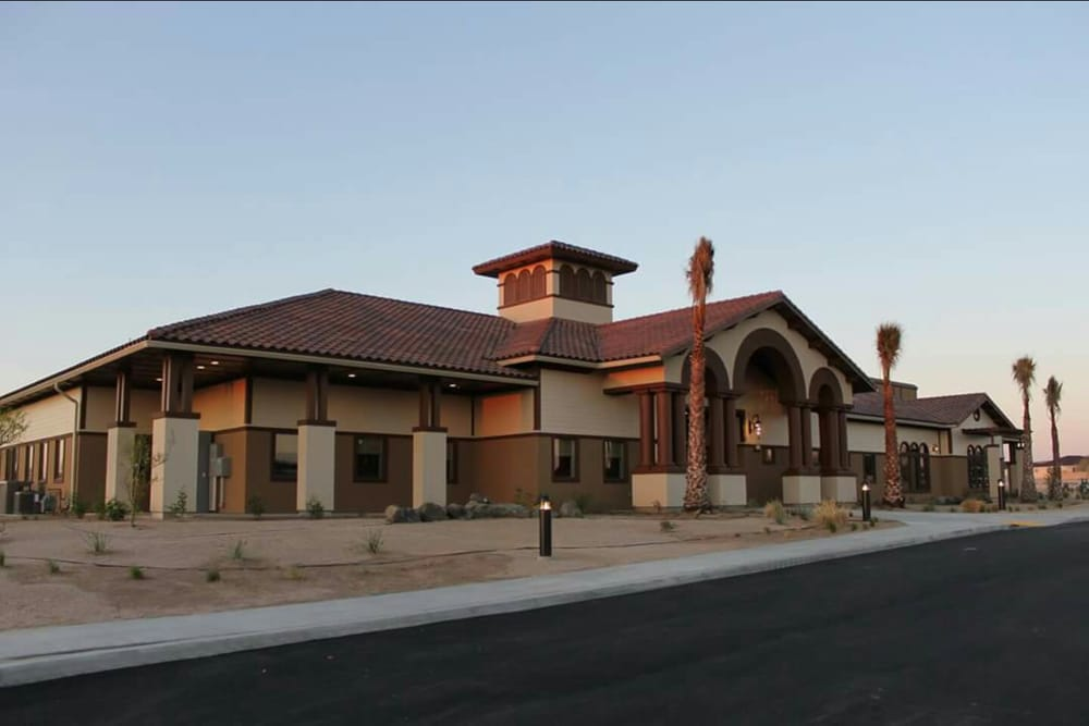 Mojave Sky Community Center: 1365 Fitzgerald Blvd, Edwards Air Force Base, CA