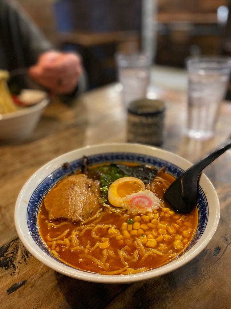 Food from Kurume Ramen & Izakaya