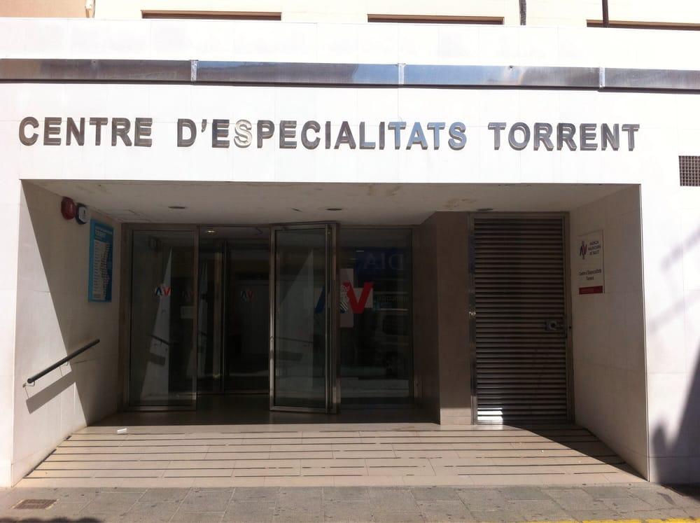 Centro de especialidades santos patronos centri medici - Calle torrente valencia ...