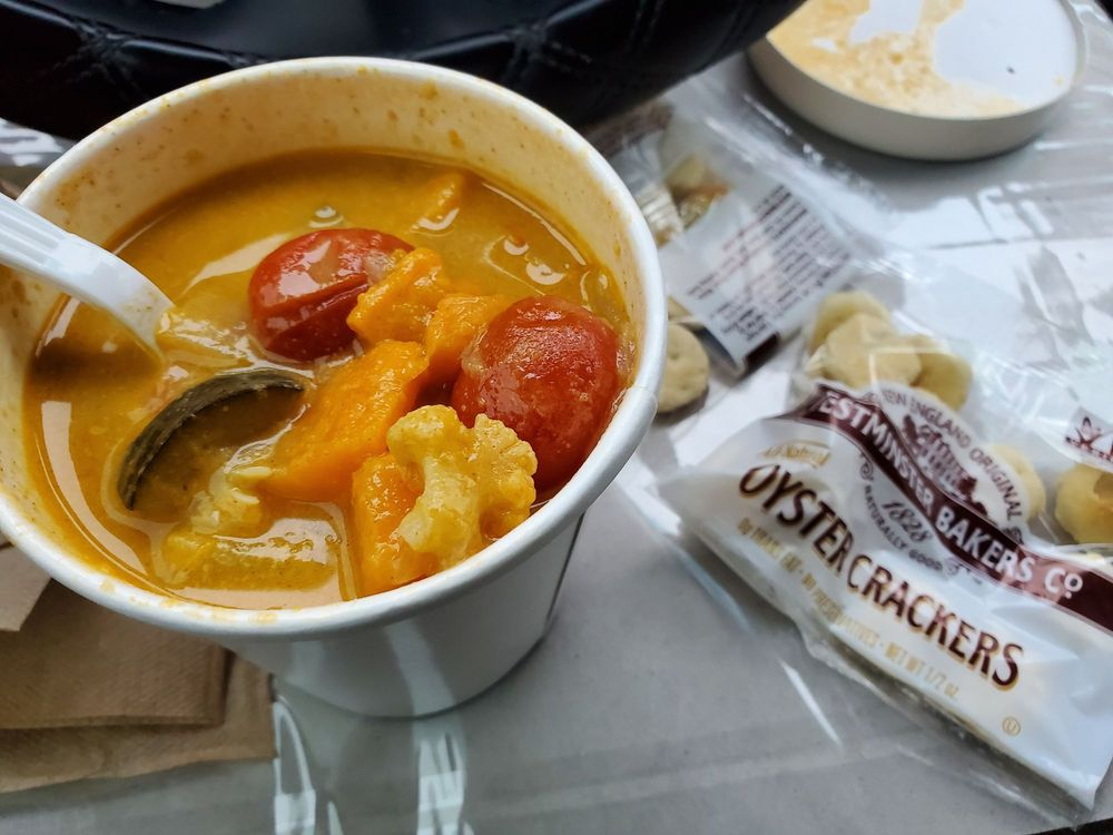 Food from The Soup Girl