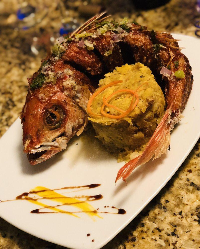 Restaurant Caracoles: Villa Pesquera 2, Culebra, PR