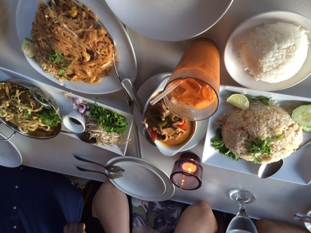 Yumminess always here for me i 39 m in food heaven yelp for Amarin thai cuisine menu