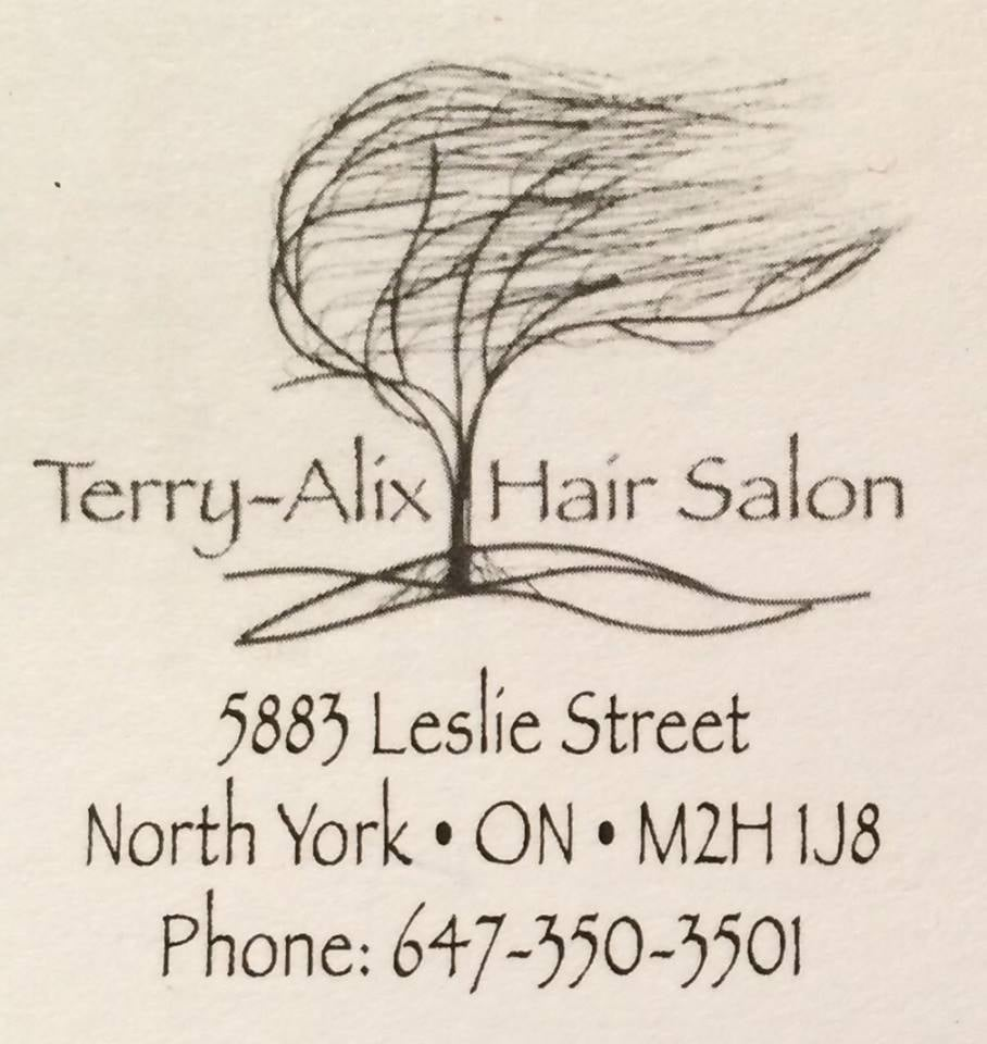 Terry Alix Hair Salon Hairdressers 5883 Leslie Street