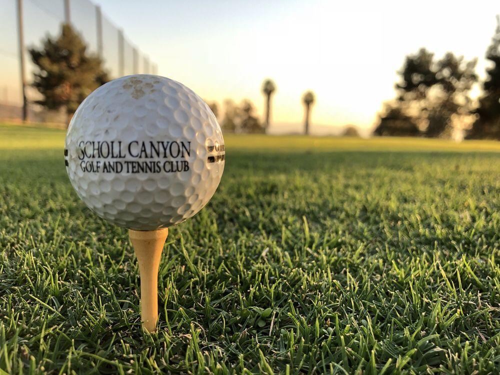 Scholl Canyon Golf & Tennis Club