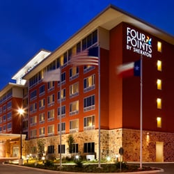 Photo Of Four Points By Sheraton San Antonio Northwest Tx United