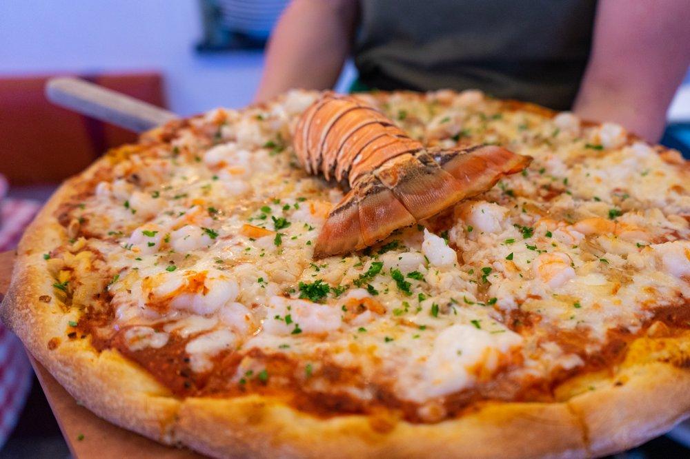 Enrico's Pizza Islamorada