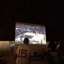Photo Of Sernau0027s Backyard Sports Bar   San Antonio, TX, United States.  Awesome