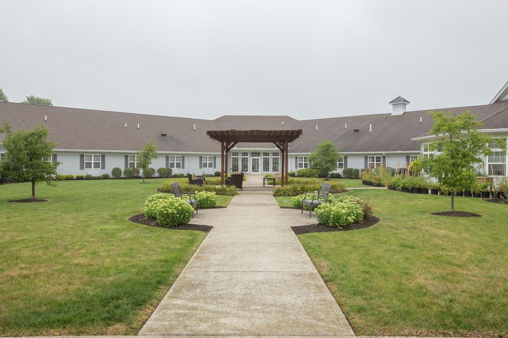 Keystone Pointe Health and Rehabilitation: 383 Opportunity Way, Lagrange, OH