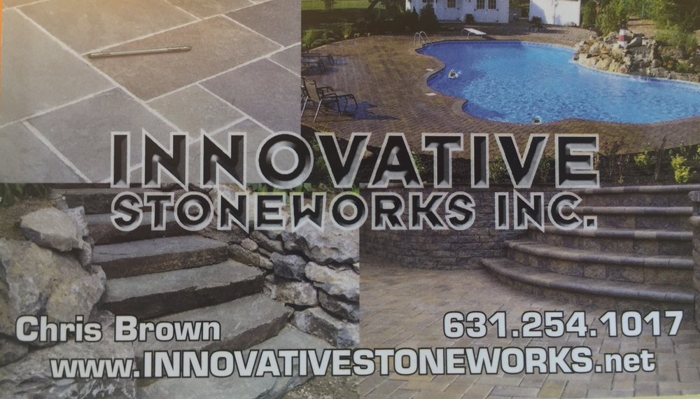 Innovative Stoneworks, Inc.: 1180 Ocean Ave, Bay Shore, NY