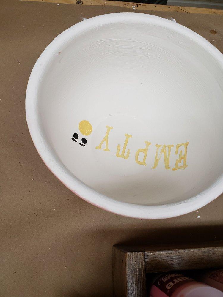 Social Spots from Paintin Pottery
