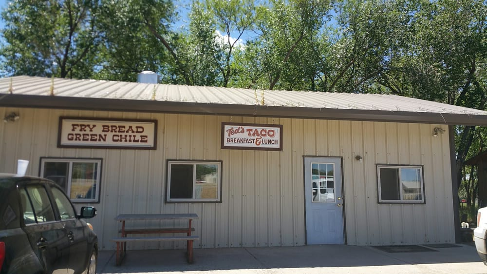 Ted's Tacos: 41900 Hwy 160, Mancos, CO