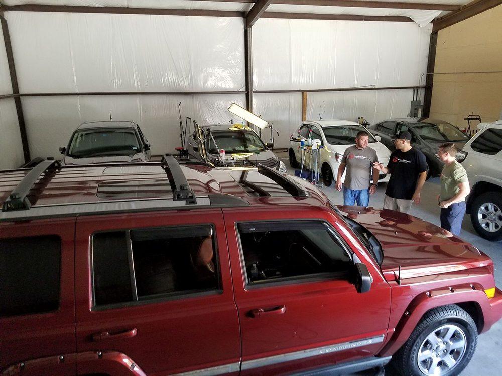 Discount Hail Repair: 4120 E Harwood Rd, Bedford, TX