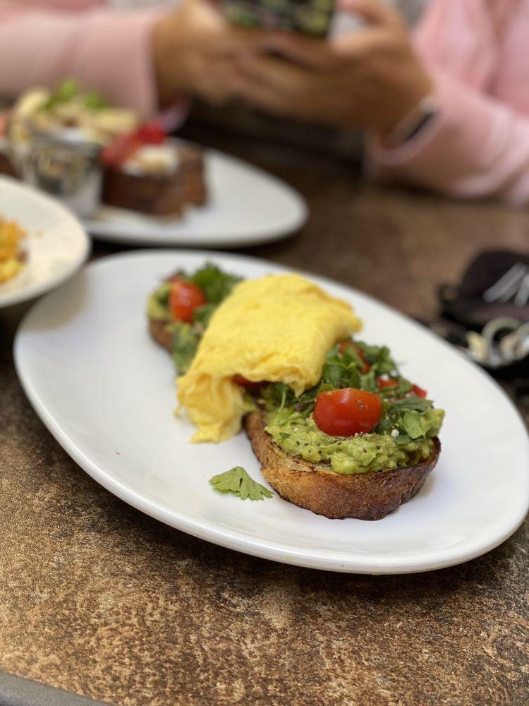The Cove Cafe: 36 Malaga Cove Plz, Palos Verdes Estates, CA
