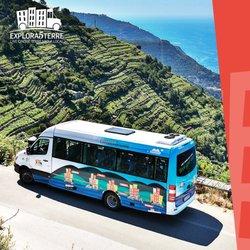 Explora5Terre - Bus Tours - Via Telemaco Signorini 402, La