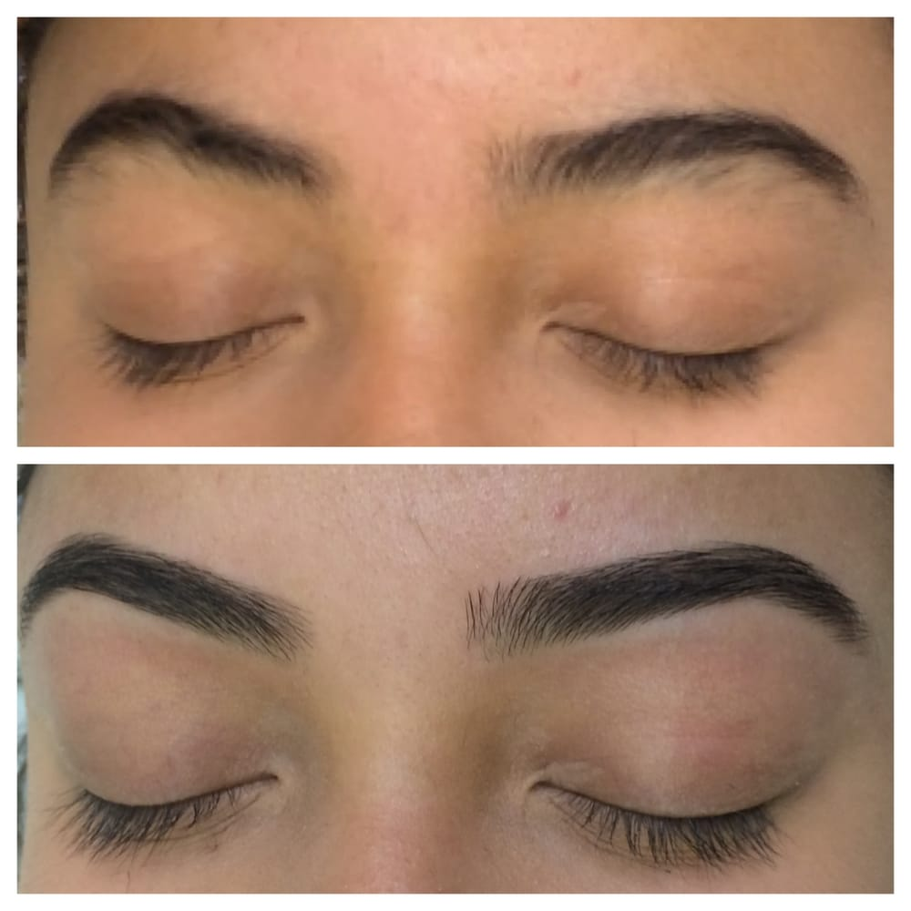 Eyebrow Threading Before And After Yelp