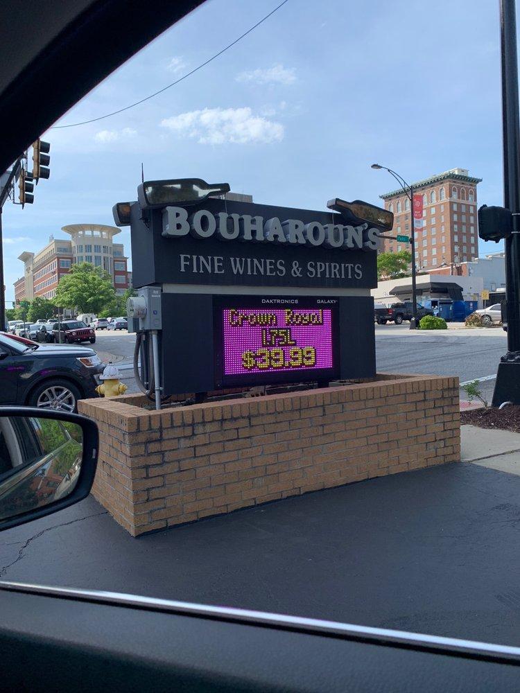 Bouharoun's Package Store: 301 Falls St, Greenville, SC