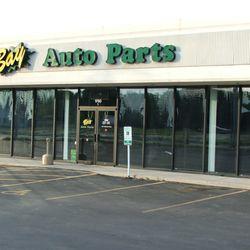 Bay Auto Parts >> Bay Auto Parts Auto Parts Supplies 1750 Velp Ave Green Bay