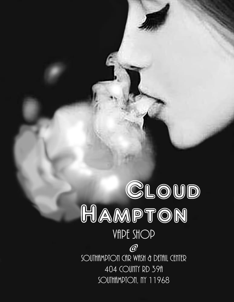 Cloud Hampton Vape Store: 404 County Rd 39A, Southampton, NY
