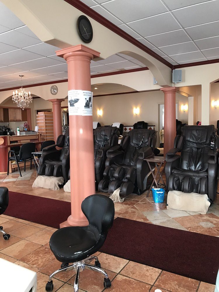 VS Nails and Spa: 1060 State Ave, Marysville, WA