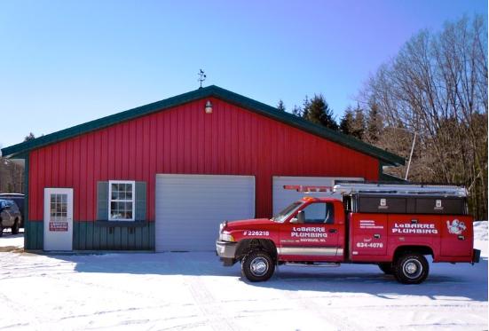 LaBarre Plumbing: 14511 W Wisconsin Hwy 77, Hayward, WI