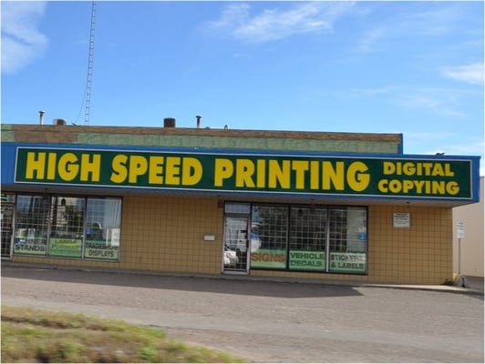 High speed printing print og kopi 5531 99 street nw for Kitchen cabinets 99 street edmonton