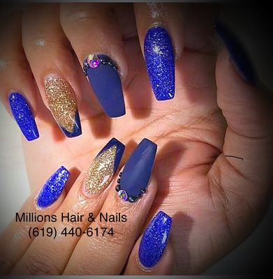 Superstar Nails 762 N Johnson Ave Ste 105 El Cajon Ca Manicurists Mapquest