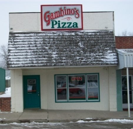 Gambino's Pizza: 120 N Park St, Stanberry, MO