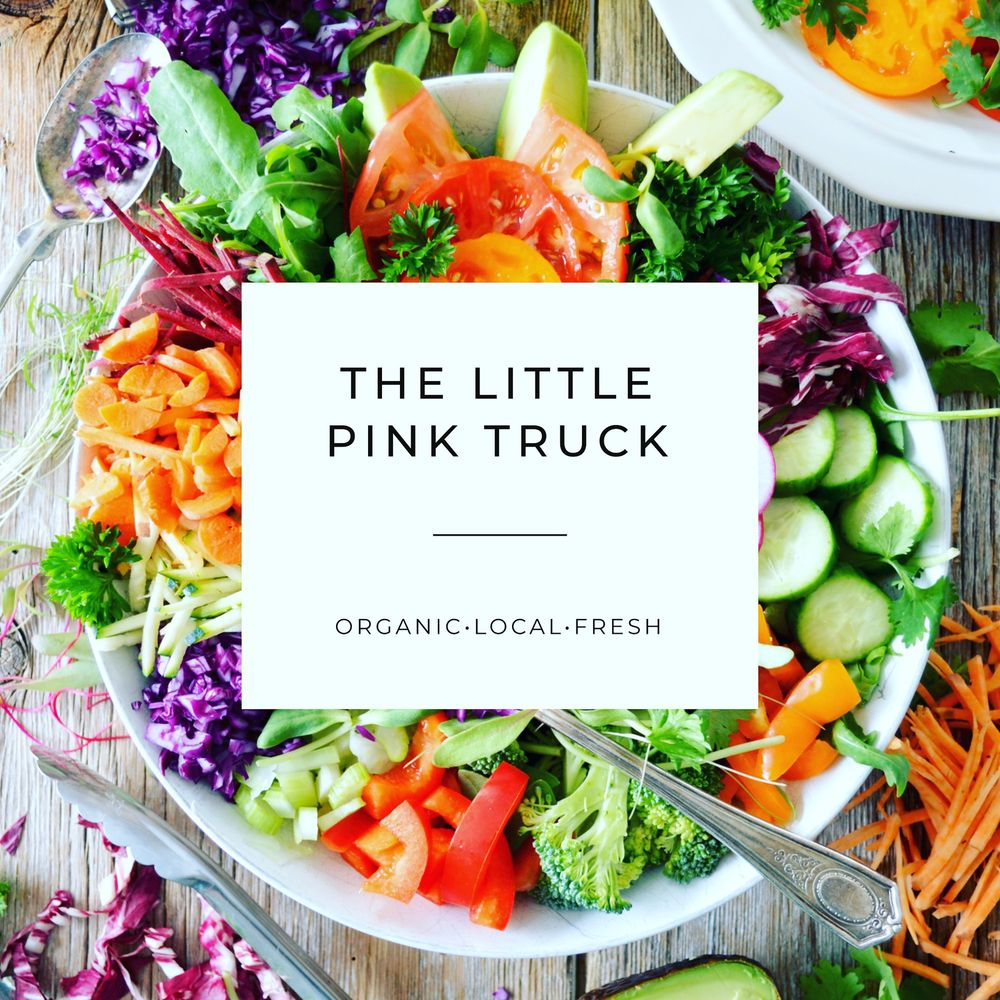 Food from The Little Pink Truck