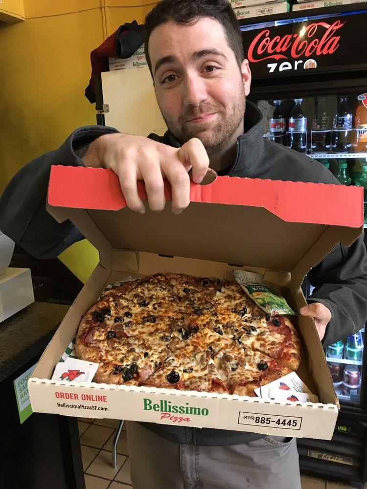 Bellissimo Pizza