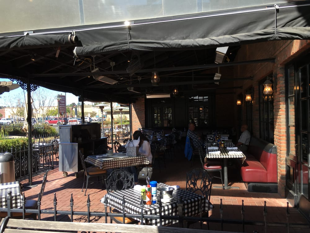 patio area yelp