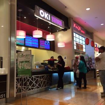 Palm Desert Westfield Mall Food Court